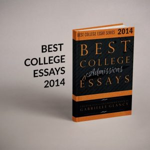 Best College Essays 2014