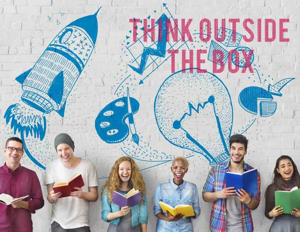 New Vision Learning Think Outside the Box