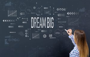 New Vision Learning Dream Big