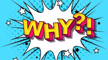 Why Comic Vector Cartoon Illustration Explosions. Comics Boom